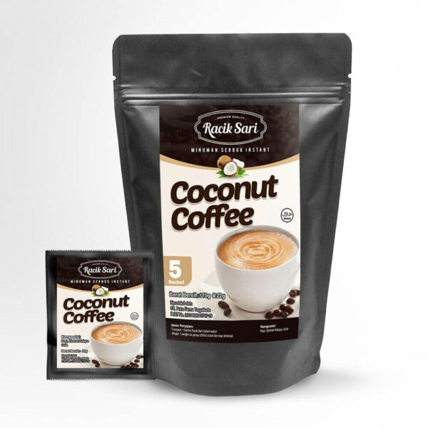 Coconut Coffee - Racik Sari