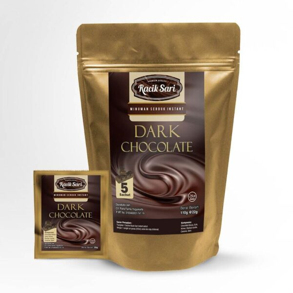 Dark Chocolate - Racik Sari